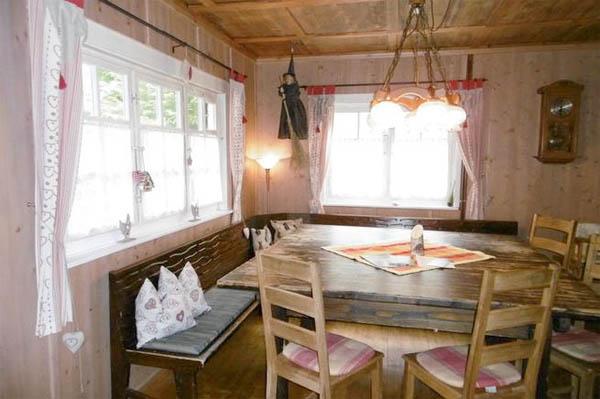 Familienurlaub Schwarzwald, Ferienhaus Für 10 Personen In Reinerzau    Esszimmer