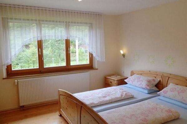 Ferienwohnung Im Schwarzwald Für 6 Personen In Todtnau Brandenberg    Schlafzimmer In Der Ersten Etage